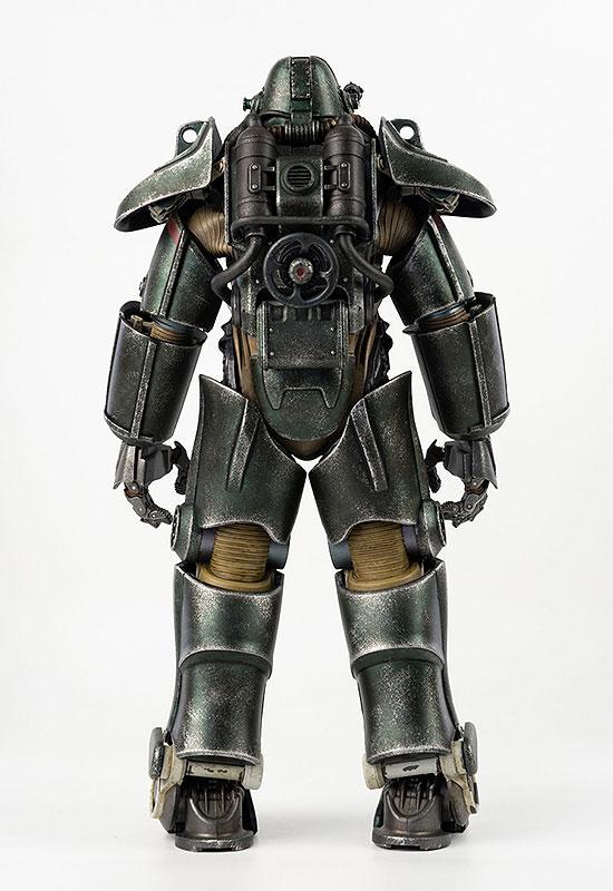 フォールアウト『T-45 NCR Salvaged Power Armor(NCRサルベージ パワーアーマー)』フォールアウト 1/6 可動フィギュア-005