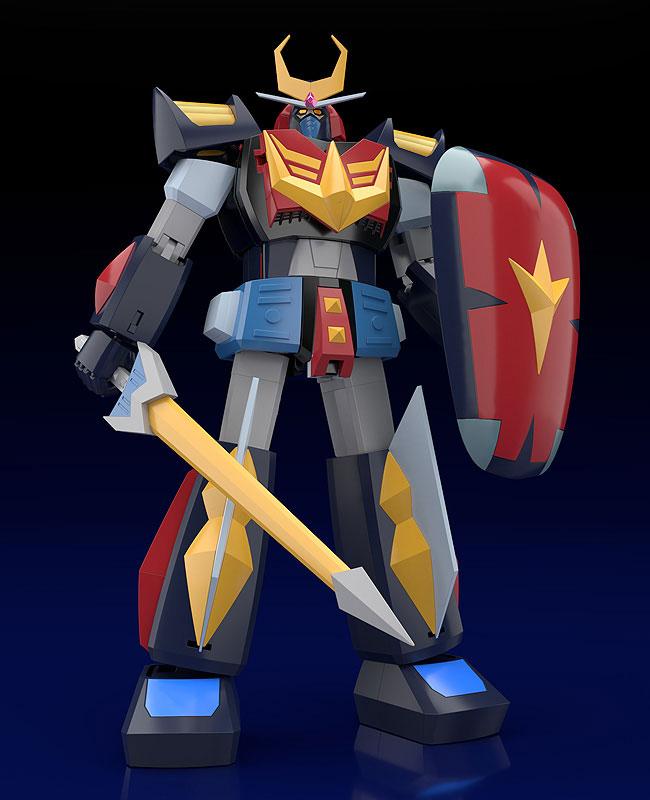MODEROID『バルディオス』宇宙戦士バルディオス プラモデル-001