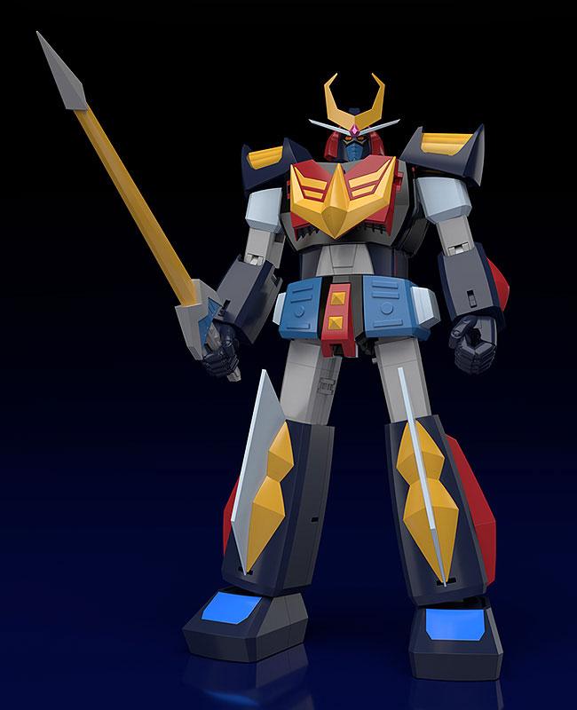 MODEROID『バルディオス』宇宙戦士バルディオス プラモデル-002