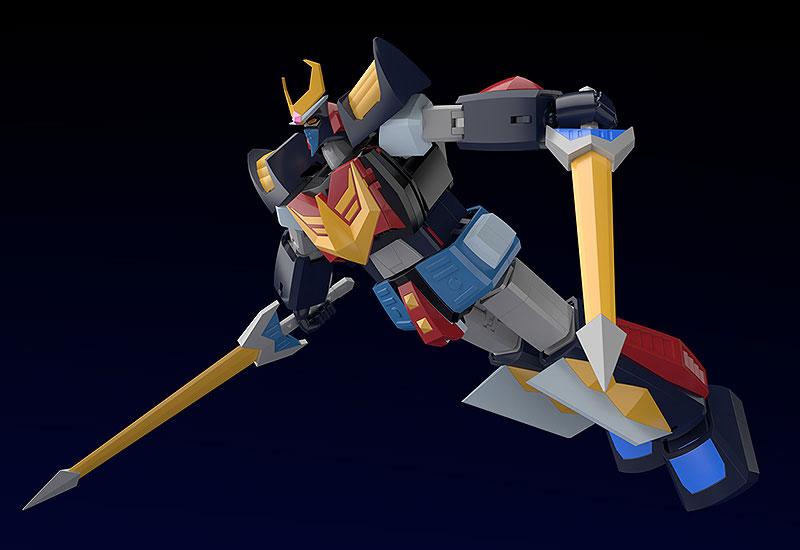 MODEROID『バルディオス』宇宙戦士バルディオス プラモデル-006