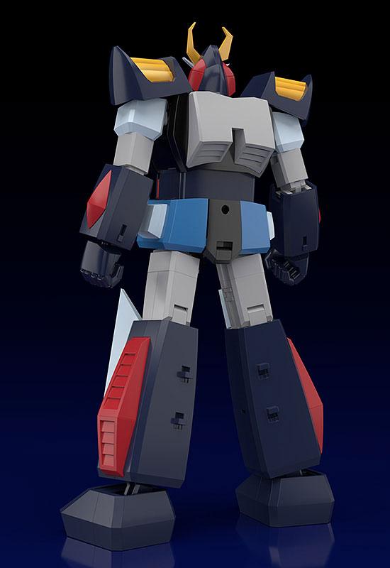 MODEROID『バルディオス』宇宙戦士バルディオス プラモデル-007