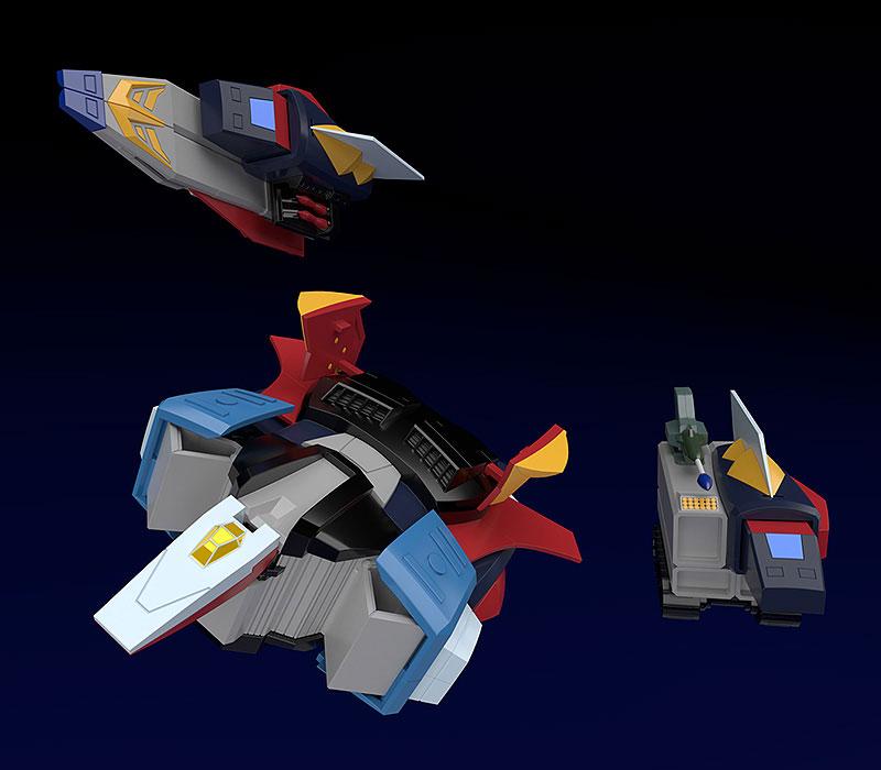 MODEROID『バルディオス』宇宙戦士バルディオス プラモデル-008