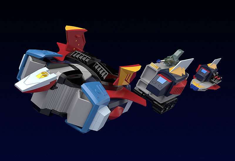 MODEROID『バルディオス』宇宙戦士バルディオス プラモデル-009
