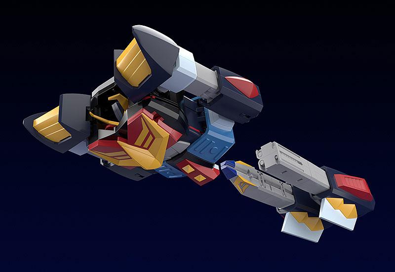 MODEROID『バルディオス』宇宙戦士バルディオス プラモデル-010
