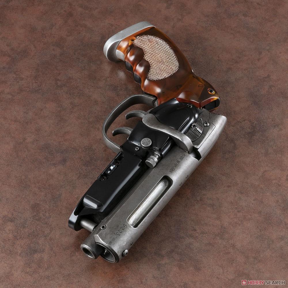 ブレードランナー2049『留之助ブラスターOG・スタントモデル組立キット』レジン製無可動ガレージキット-003