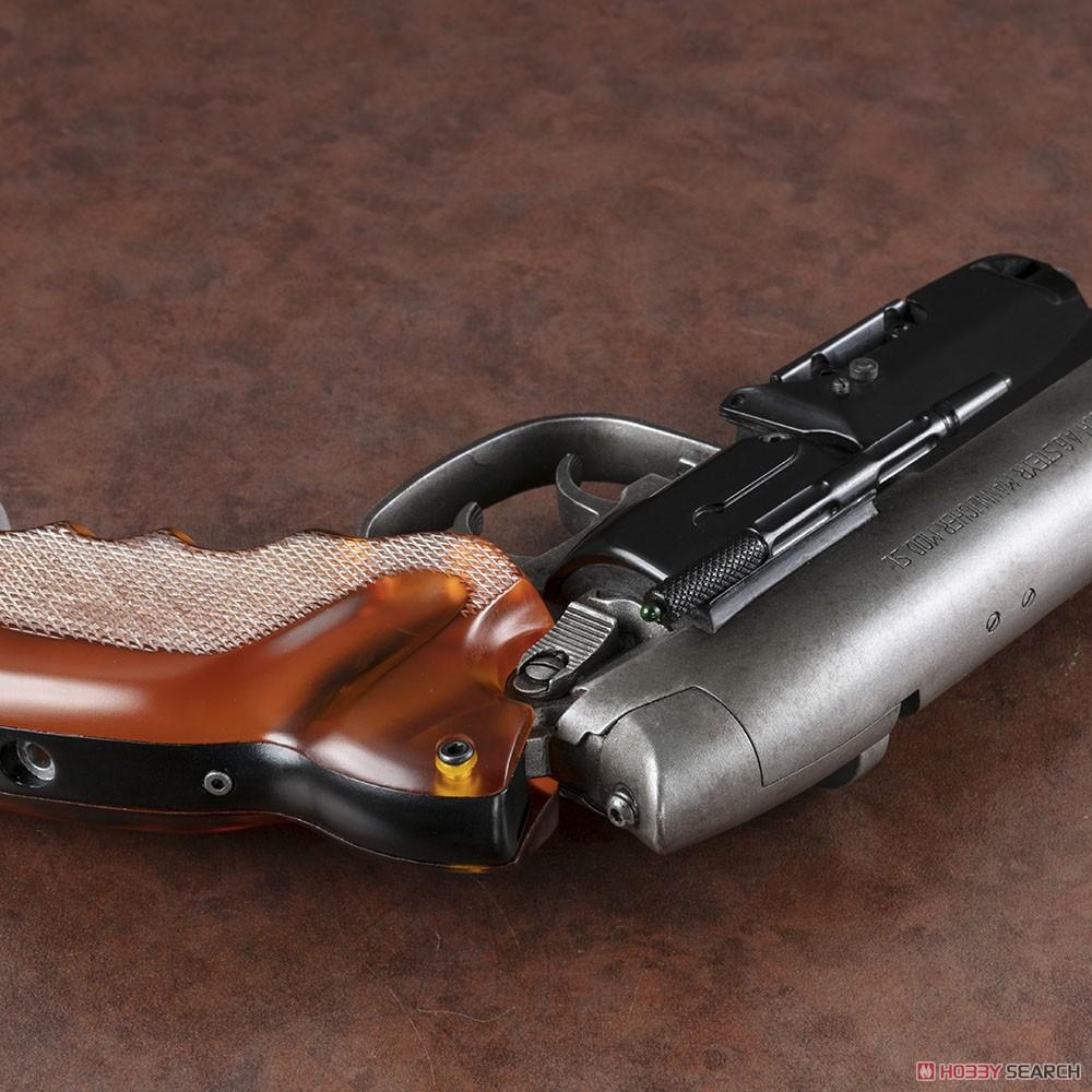 ブレードランナー2049『留之助ブラスターOG・スタントモデル組立キット』レジン製無可動ガレージキット-009