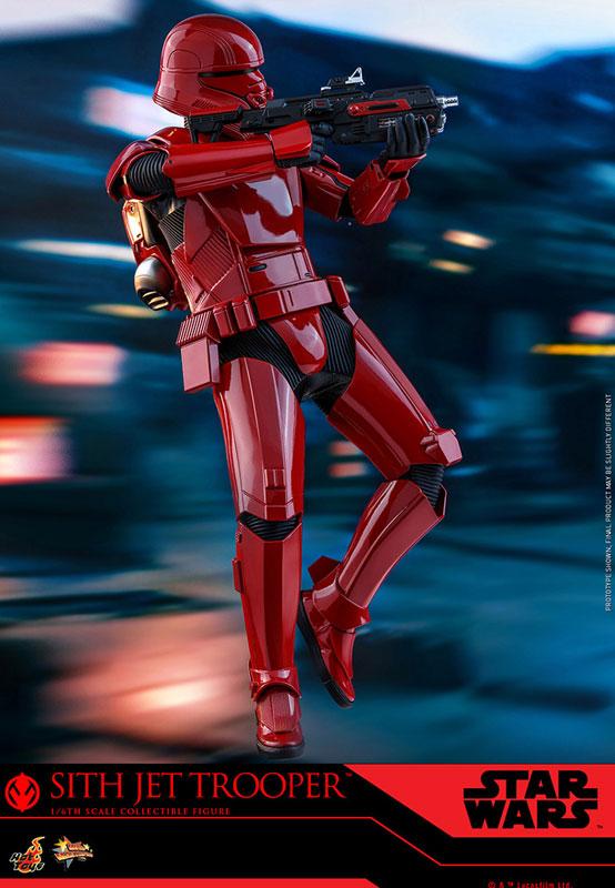 ムービー・マスターピース『シス・ジェット・トルーパー』スター・ウォーズ/スカイウォーカーの夜明け 1/6 可動フィギュア-002