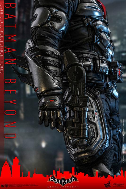 ビデオゲーム・マスターピース『バットマン ザ フューチャー版』バットマン:アーカム・ナイト 可動フィギュア-007