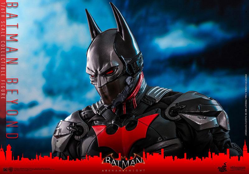 ビデオゲーム・マスターピース『バットマン ザ フューチャー版』バットマン:アーカム・ナイト 可動フィギュア-020