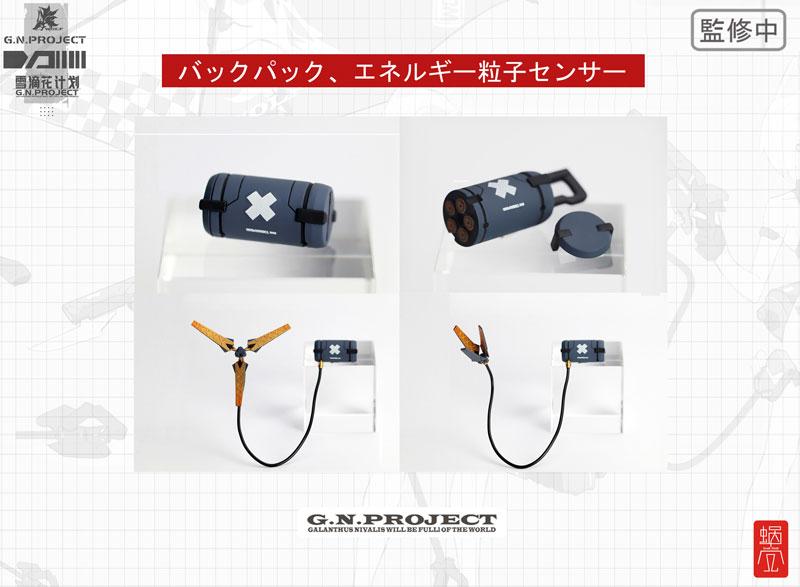 【限定販売】G.N.PROJECT 第1.5弾『WOLF-001 水着素体・武装セット』1/12 可動フィギュア-023