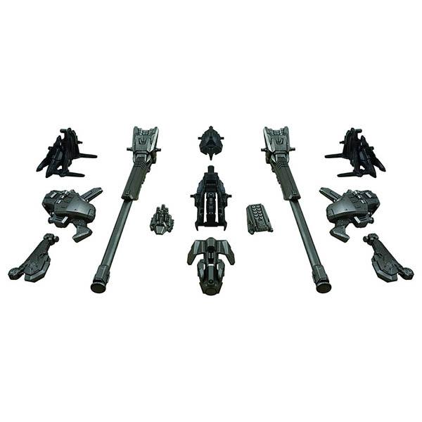 ゾイドワイルド『ZW57 ゼノエヴォリューションアームズ バスターユニット』オプションパーツ