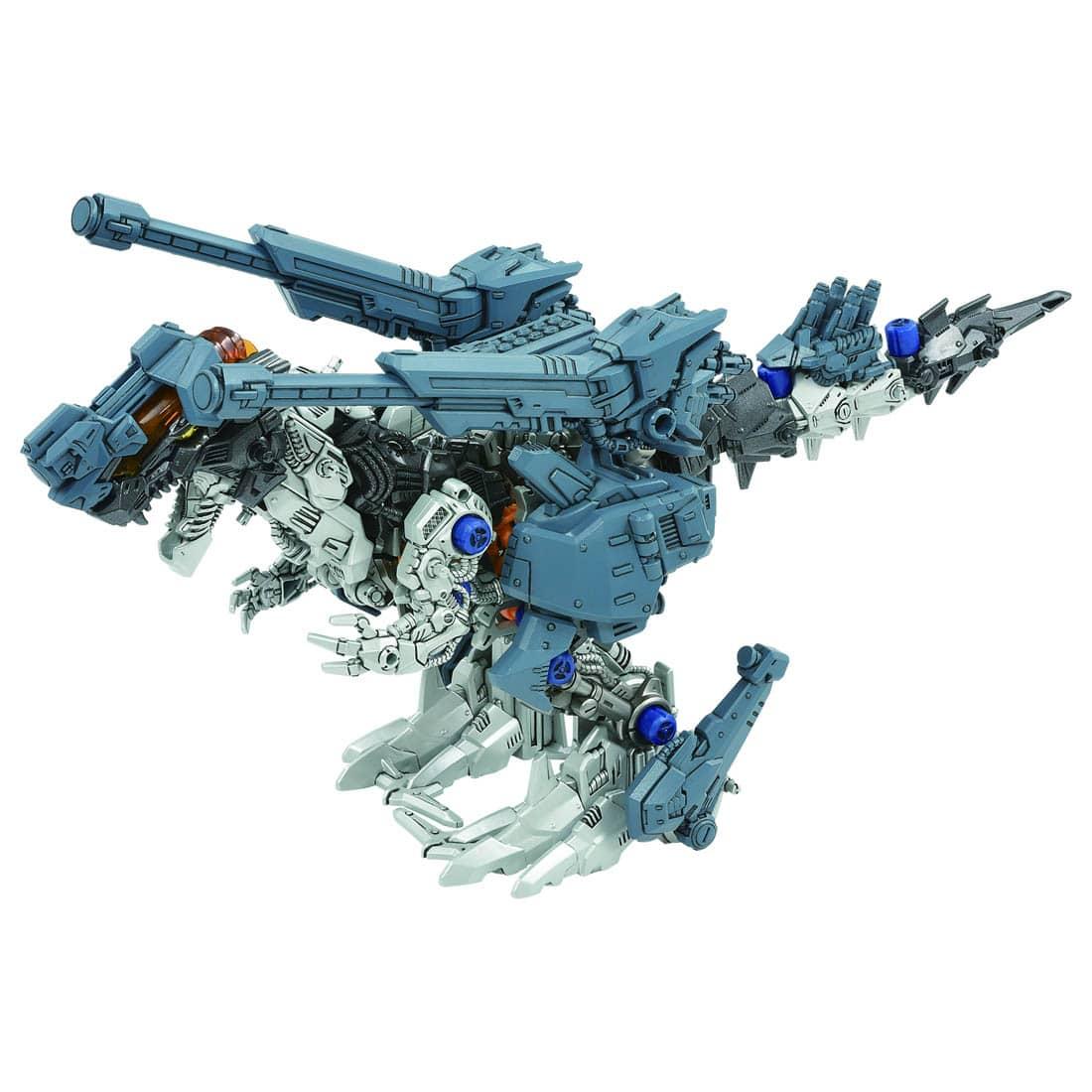 ゾイドワイルド『ZW58 ゼノレックス・バスターXA』組み立て可動フィギュア-003