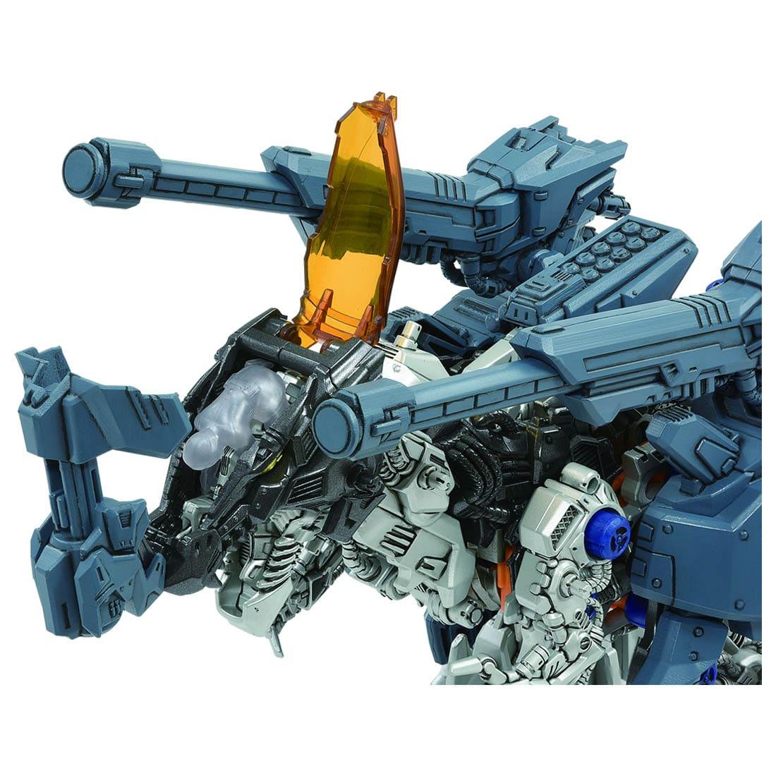 ゾイドワイルド『ZW58 ゼノレックス・バスターXA』組み立て可動フィギュア-004