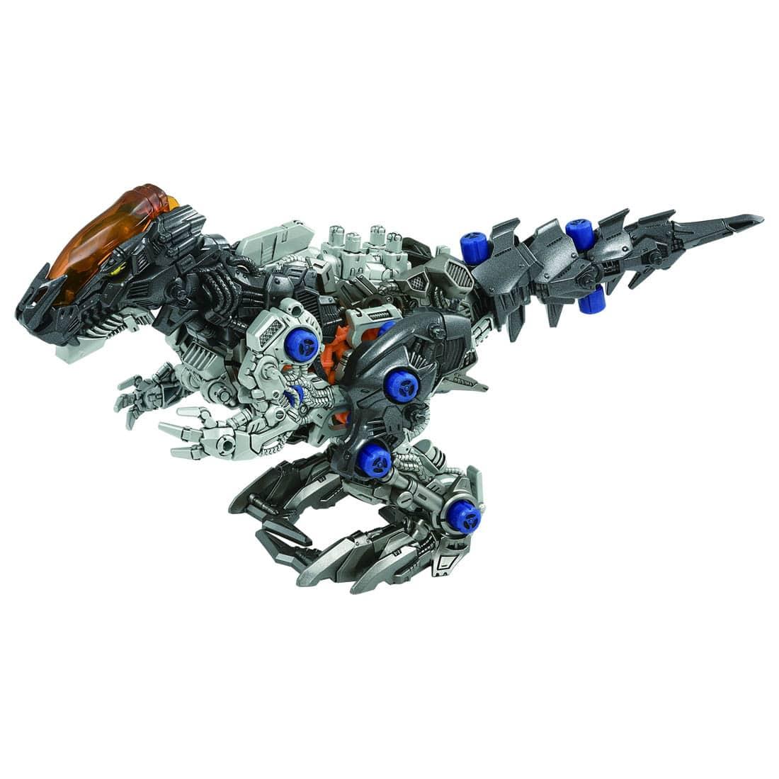 ゾイドワイルド『ZW58 ゼノレックス・バスターXA』組み立て可動フィギュア-007