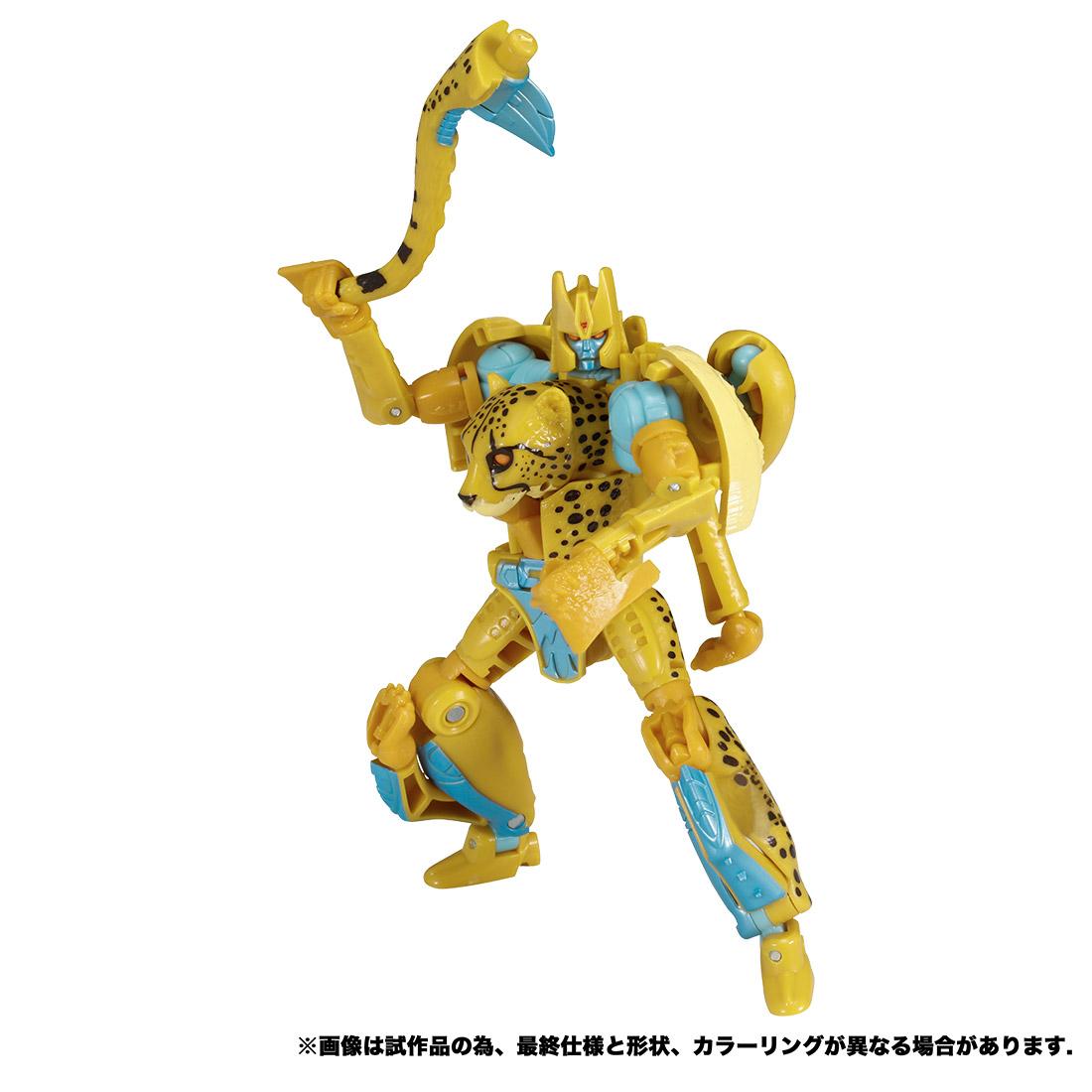 トランスフォーマー キングダム『KD-03 チーター』ビーストウォーズ 可変可動フィギュア-001