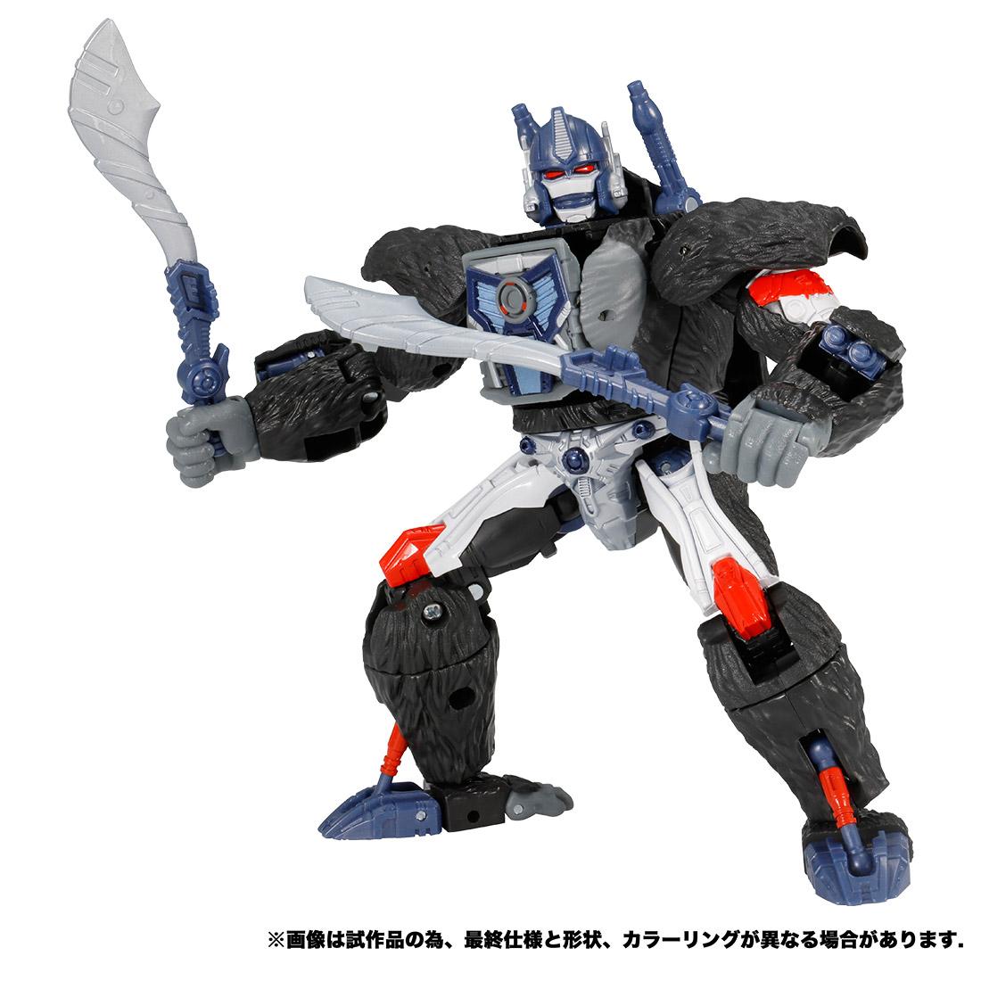 トランスフォーマー キングダム『KD-01 オプティマスプライマル』ビーストウォーズ 可変可動フィギュア-001