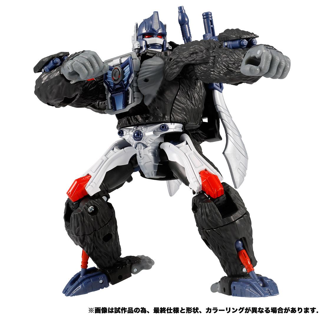 トランスフォーマー キングダム『KD-01 オプティマスプライマル』ビーストウォーズ 可変可動フィギュア-003