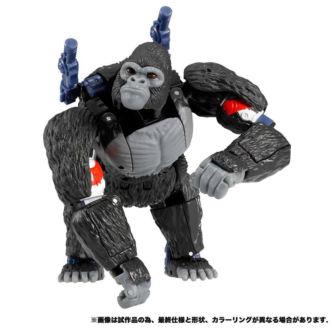 トランスフォーマー キングダム『KD-01 オプティマスプライマル』ビーストウォーズ 可変可動フィギュア-004