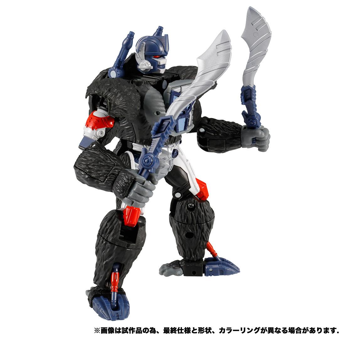 トランスフォーマー キングダム『KD-01 オプティマスプライマル』ビーストウォーズ 可変可動フィギュア-005