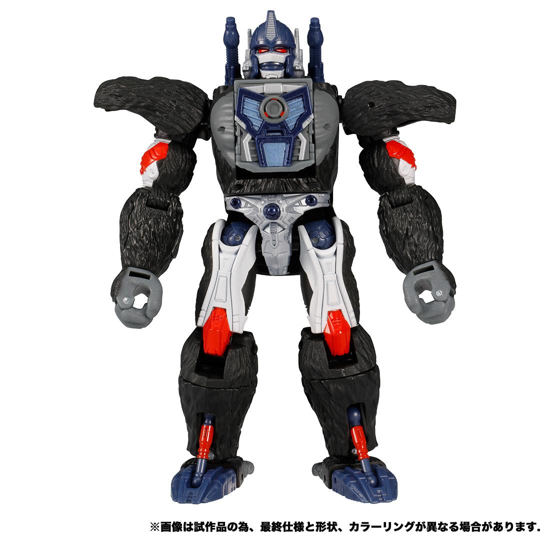 トランスフォーマー キングダム『KD-01 オプティマスプライマル』ビーストウォーズ 可変可動フィギュア-006