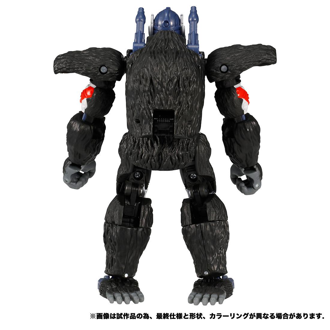 トランスフォーマー キングダム『KD-01 オプティマスプライマル』ビーストウォーズ 可変可動フィギュア-007