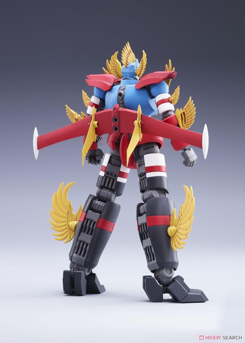 ACKS No.GR-01『合体 アトランジャー』プラモデル-002