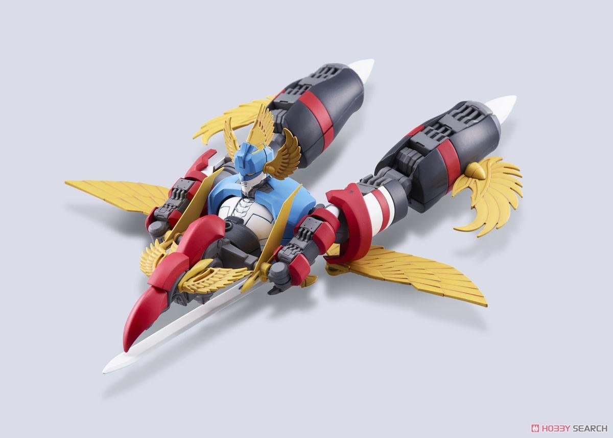 ACKS No.GR-01『合体 アトランジャー』プラモデル-007
