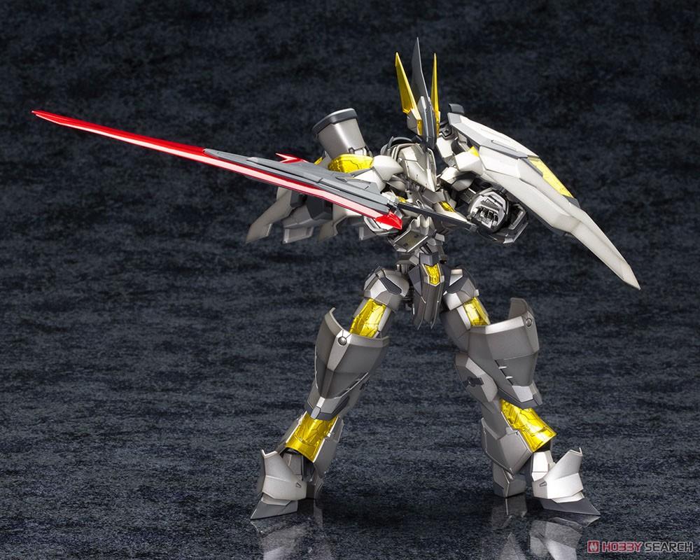 フレームアームズ『NSG-Z0/K ドゥルガーII:RE2』1/100 プラモデル-001