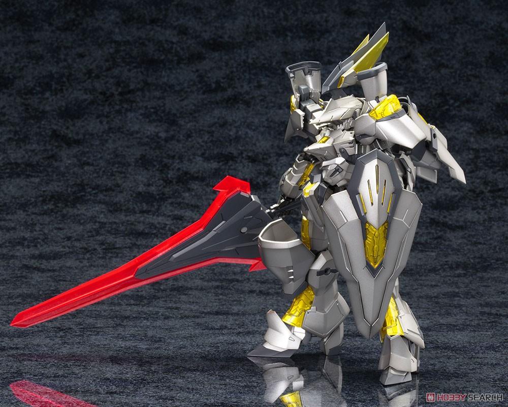 フレームアームズ『NSG-Z0/K ドゥルガーII:RE2』1/100 プラモデル-002