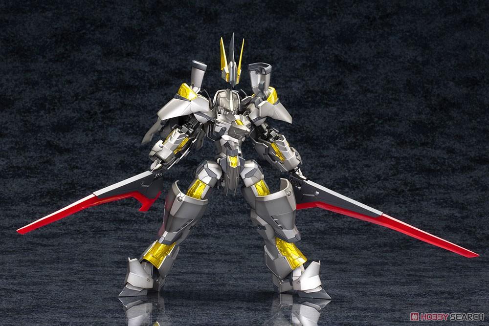 フレームアームズ『NSG-Z0/K ドゥルガーII:RE2』1/100 プラモデル-005