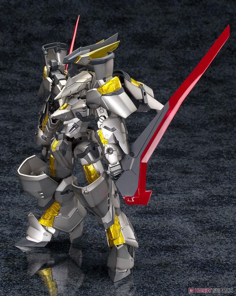 フレームアームズ『NSG-Z0/K ドゥルガーII:RE2』1/100 プラモデル-006