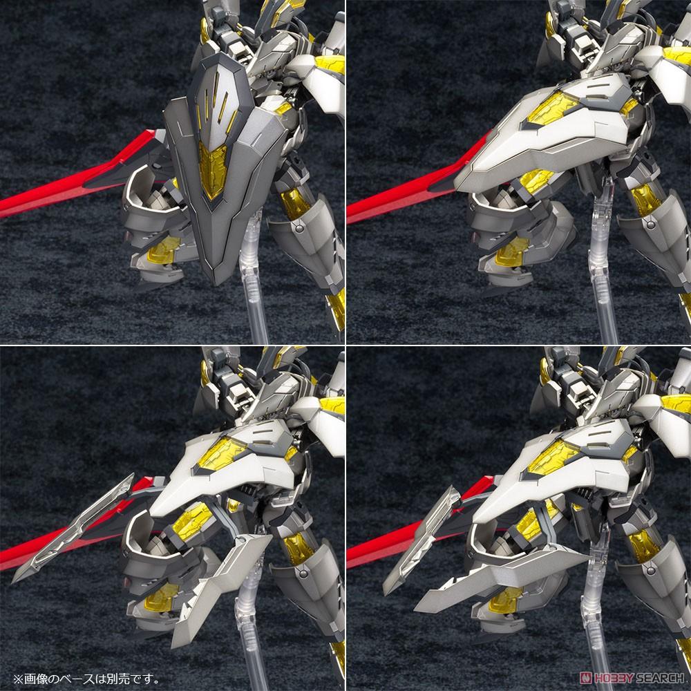 フレームアームズ『NSG-Z0/K ドゥルガーII:RE2』1/100 プラモデル-007