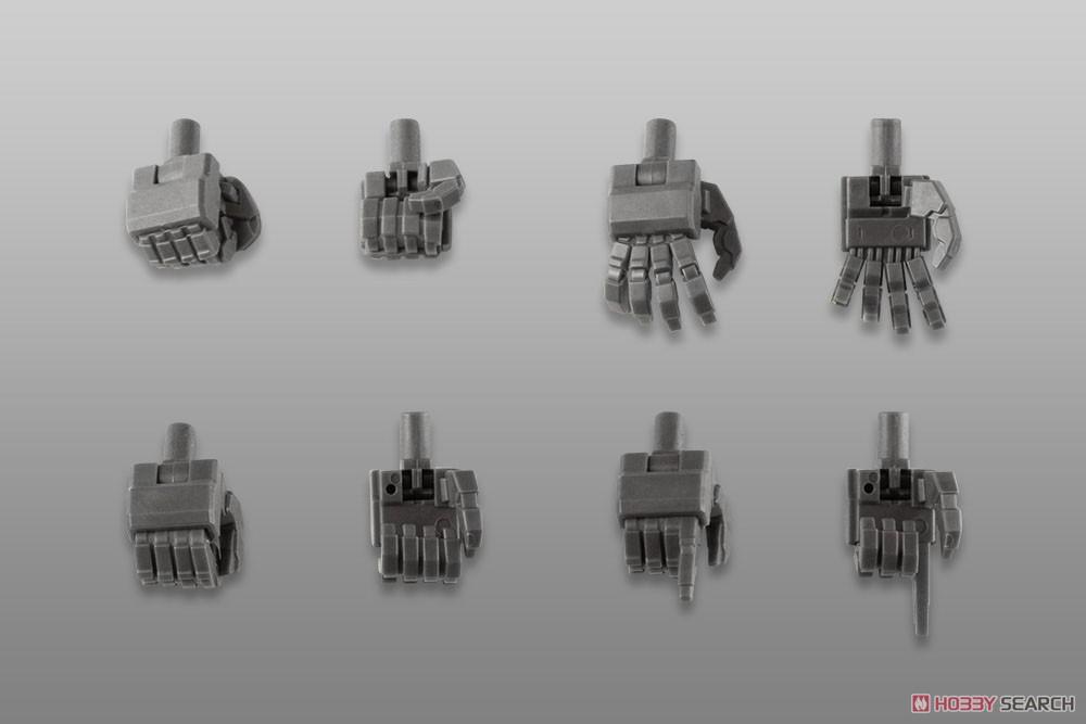 フレームアームズ『NSG-Z0/K ドゥルガーII:RE2』1/100 プラモデル-008