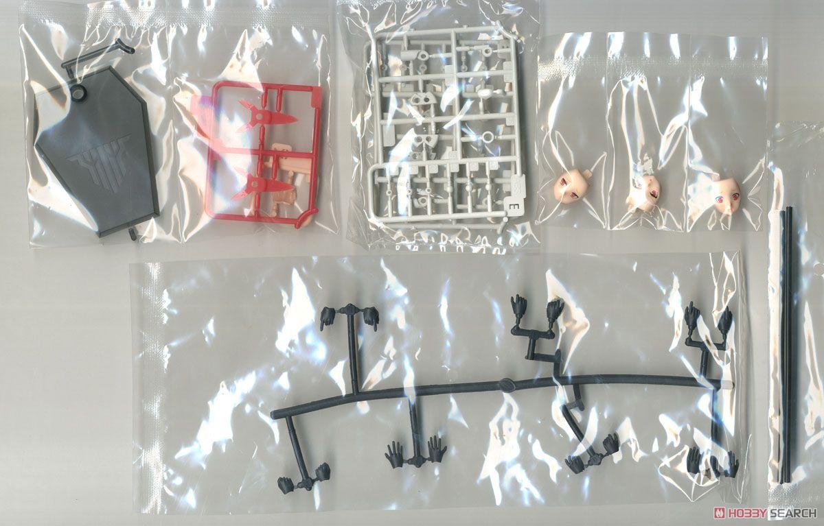 【再販】メガミデバイス『BULLET KNIGHTS ランチャー』プラモデル-022