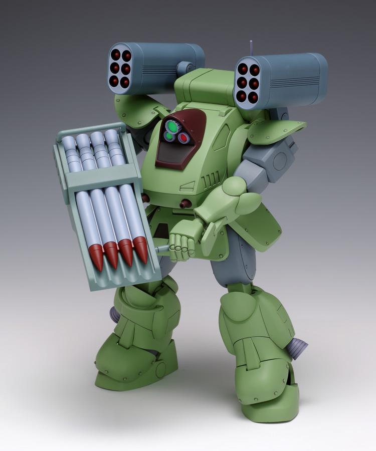 装甲騎兵ボトムズ『スタンディングトータス MK.II[ST版]』1/35 プラモデル-001