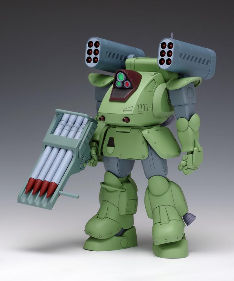 装甲騎兵ボトムズ『スタンディングトータス MK.II[ST版]』1/35 プラモデル-002
