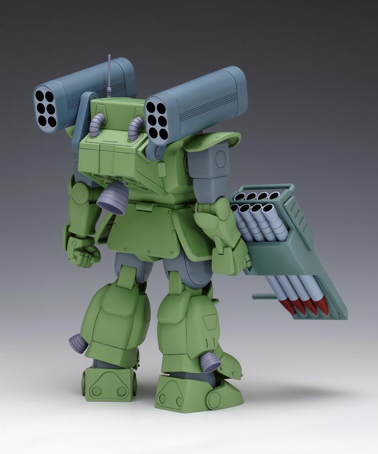 装甲騎兵ボトムズ『スタンディングトータス MK.II[ST版]』1/35 プラモデル-003
