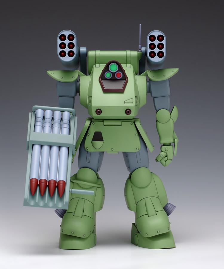 装甲騎兵ボトムズ『スタンディングトータス MK.II[ST版]』1/35 プラモデル-004