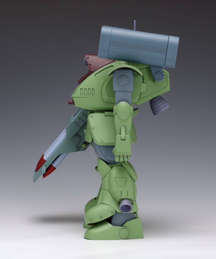 装甲騎兵ボトムズ『スタンディングトータス MK.II[ST版]』1/35 プラモデル-005