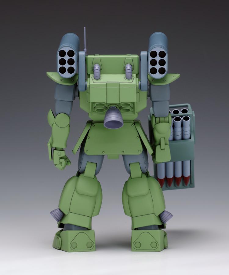 装甲騎兵ボトムズ『スタンディングトータス MK.II[ST版]』1/35 プラモデル-006