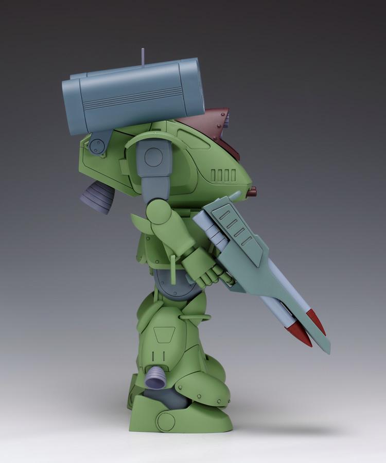 装甲騎兵ボトムズ『スタンディングトータス MK.II[ST版]』1/35 プラモデル-007
