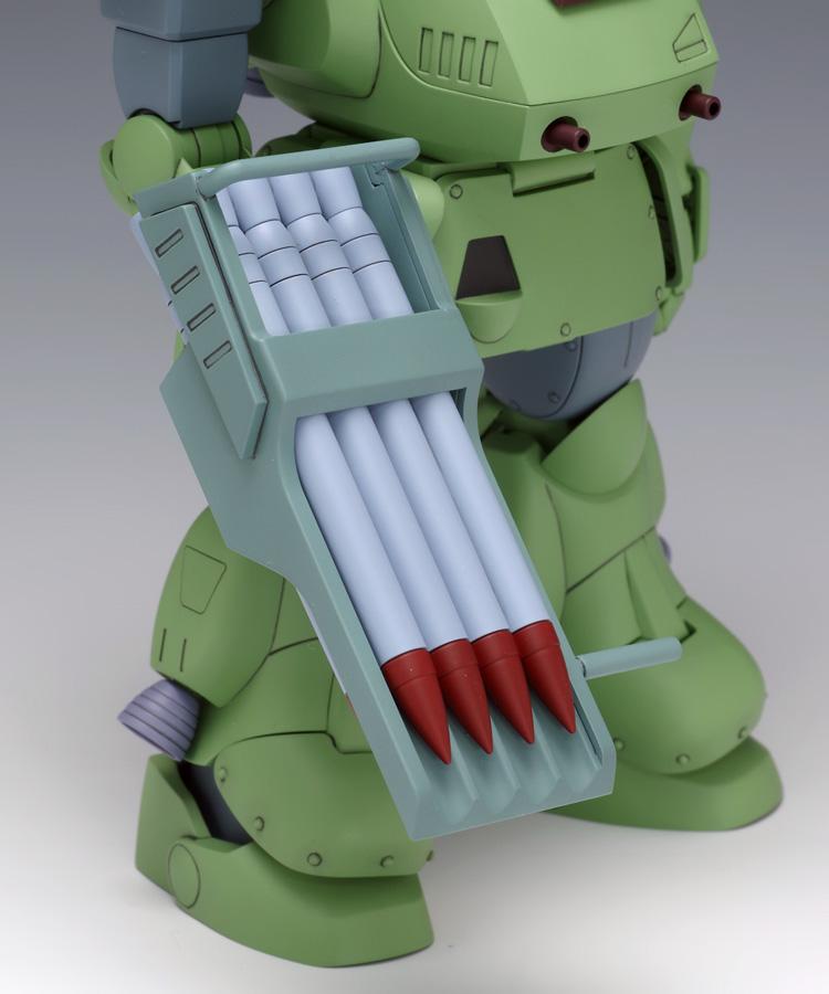 装甲騎兵ボトムズ『スタンディングトータス MK.II[ST版]』1/35 プラモデル-008
