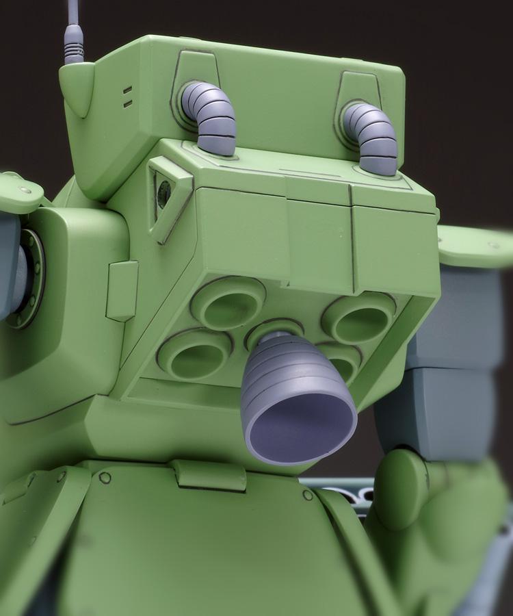 装甲騎兵ボトムズ『スタンディングトータス MK.II[ST版]』1/35 プラモデル-009