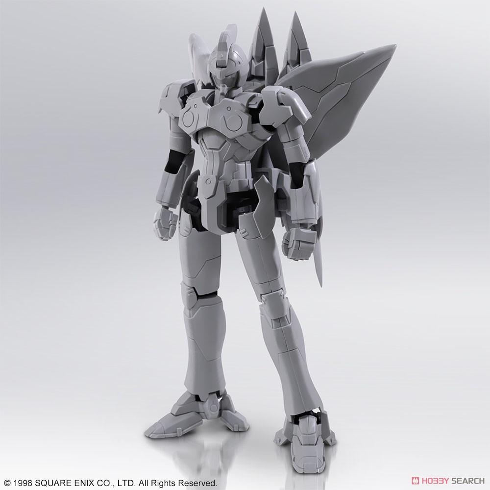 Xenogears『ゼノギアス ストラクチャーアーツ Vol.1』1/144 プラモデル 全4種BOX-001