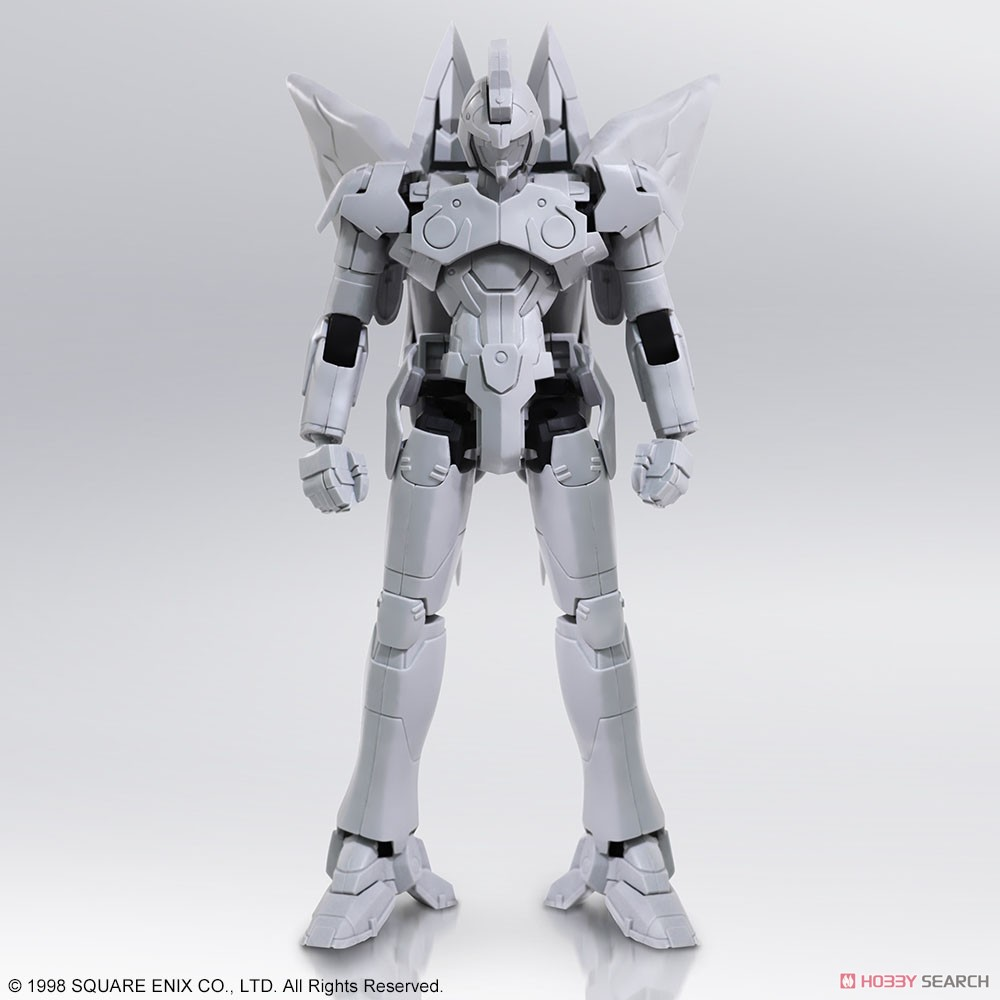 Xenogears『ゼノギアス ストラクチャーアーツ Vol.1』1/144 プラモデル 全4種BOX-002