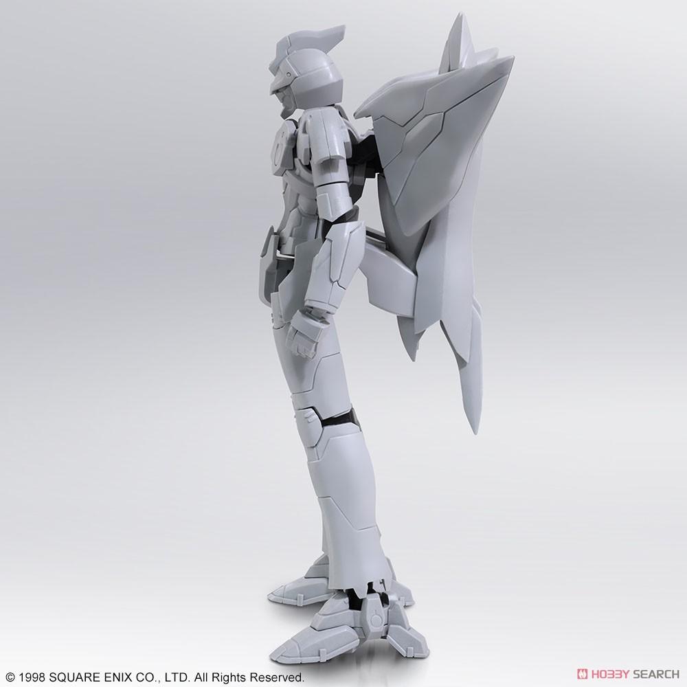 Xenogears『ゼノギアス ストラクチャーアーツ Vol.1』1/144 プラモデル 全4種BOX-003