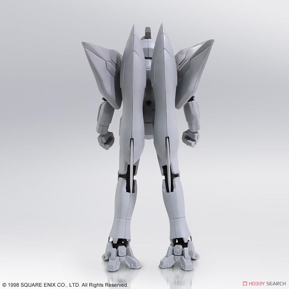 Xenogears『ゼノギアス ストラクチャーアーツ Vol.1』1/144 プラモデル 全4種BOX-004