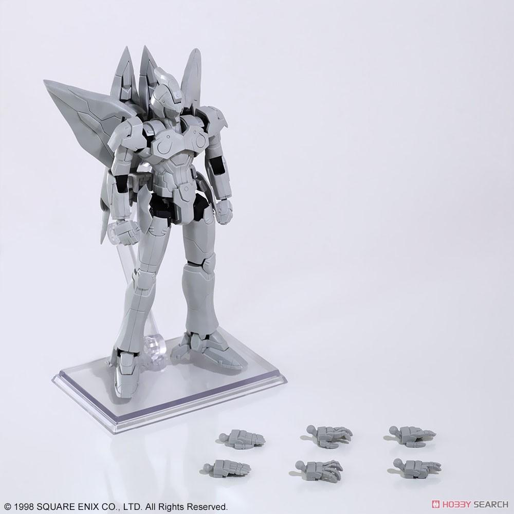 Xenogears『ゼノギアス ストラクチャーアーツ Vol.1』1/144 プラモデル 全4種BOX-005