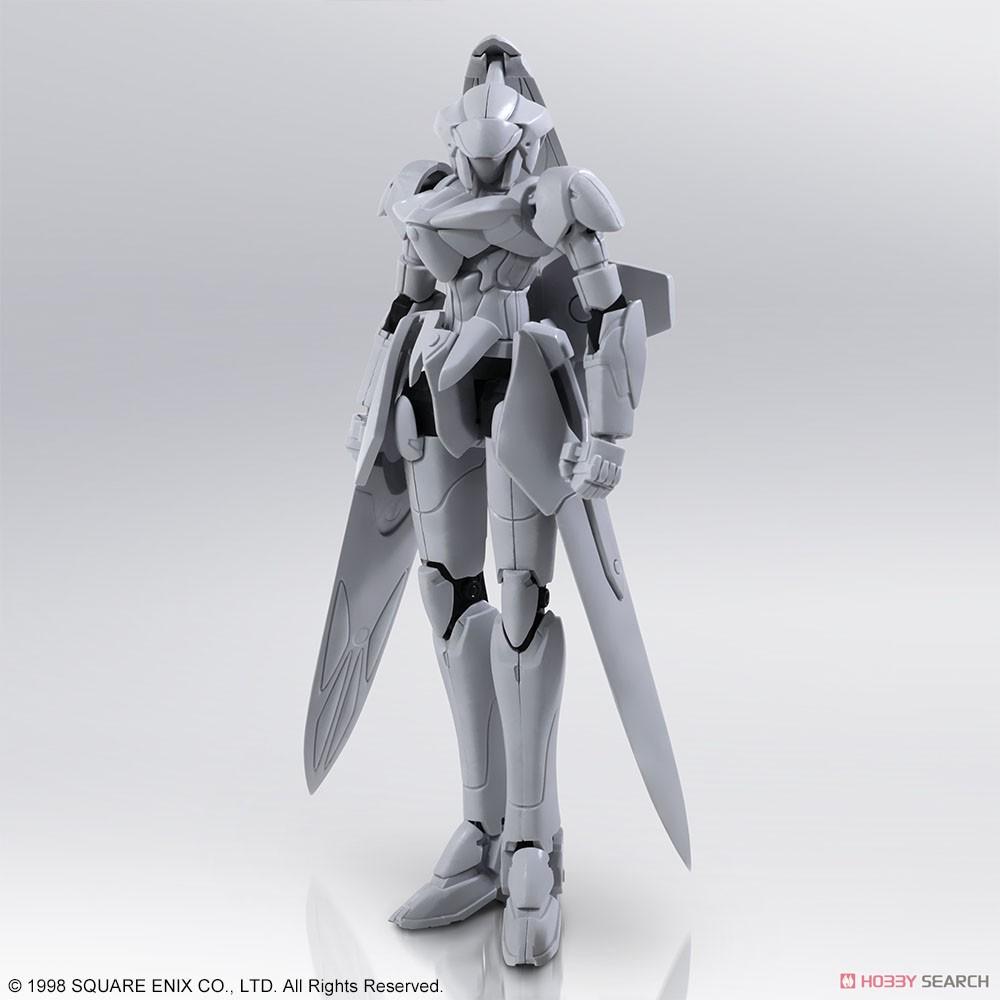 Xenogears『ゼノギアス ストラクチャーアーツ Vol.1』1/144 プラモデル 全4種BOX-007