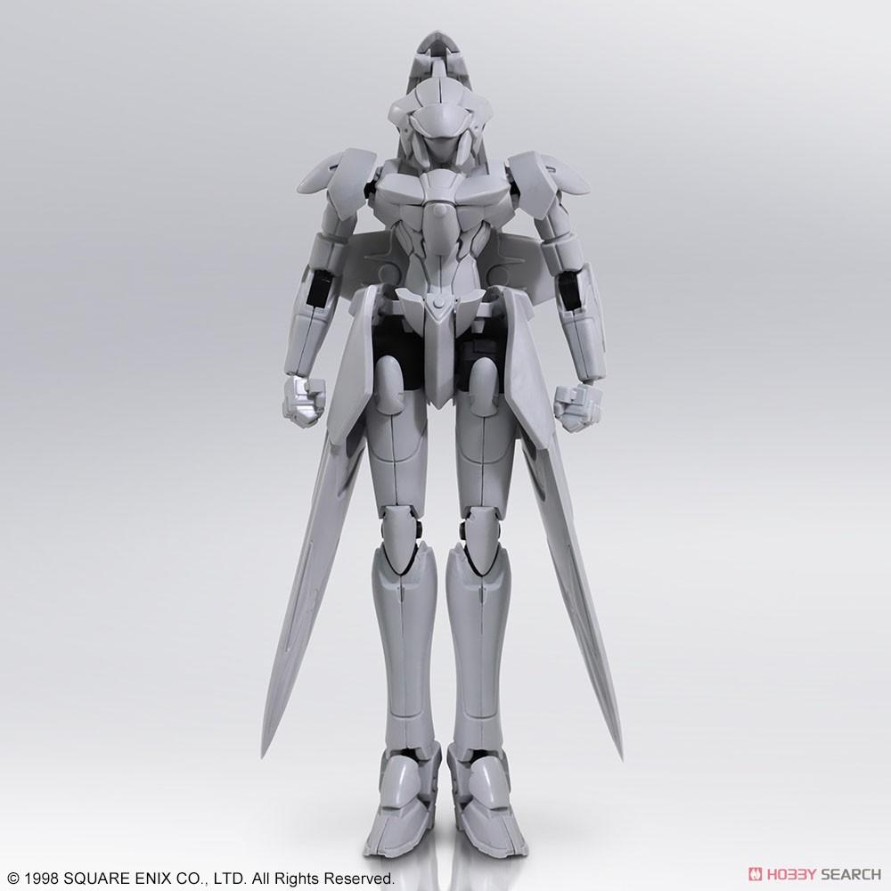 Xenogears『ゼノギアス ストラクチャーアーツ Vol.1』1/144 プラモデル 全4種BOX-008
